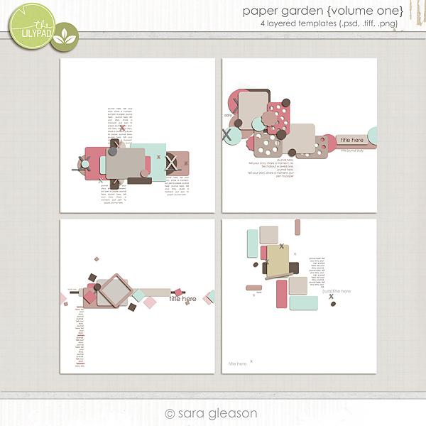 Paper Garden {volume one}