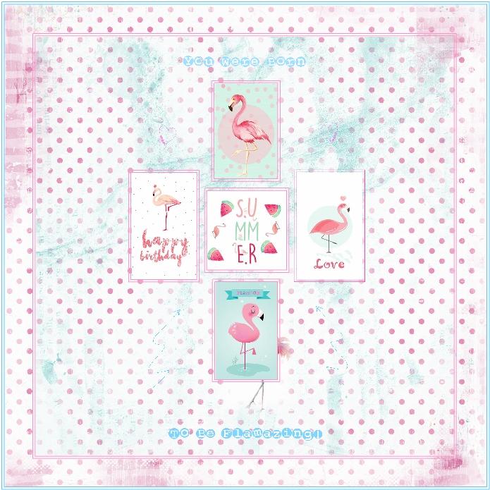 Flamingo Love-Scraplift Layout (695x695).jpg