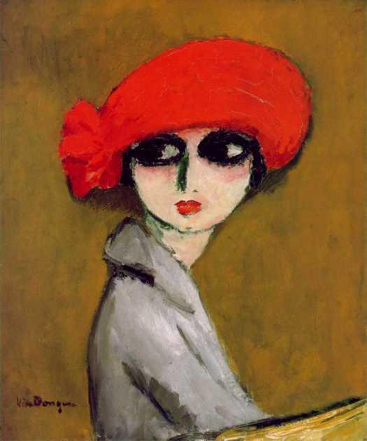 the-corn-poppy-1919-Kees van Dongen-Inspiration Challenge.jpg