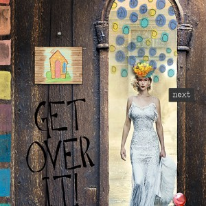 Get Over It - Tangie's Scaredy Cat Class Random 10 Journal Challenge