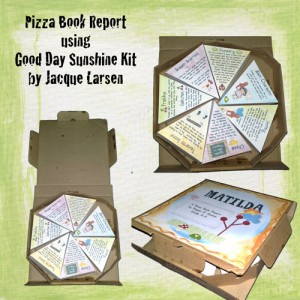 Pizza Book Report 1