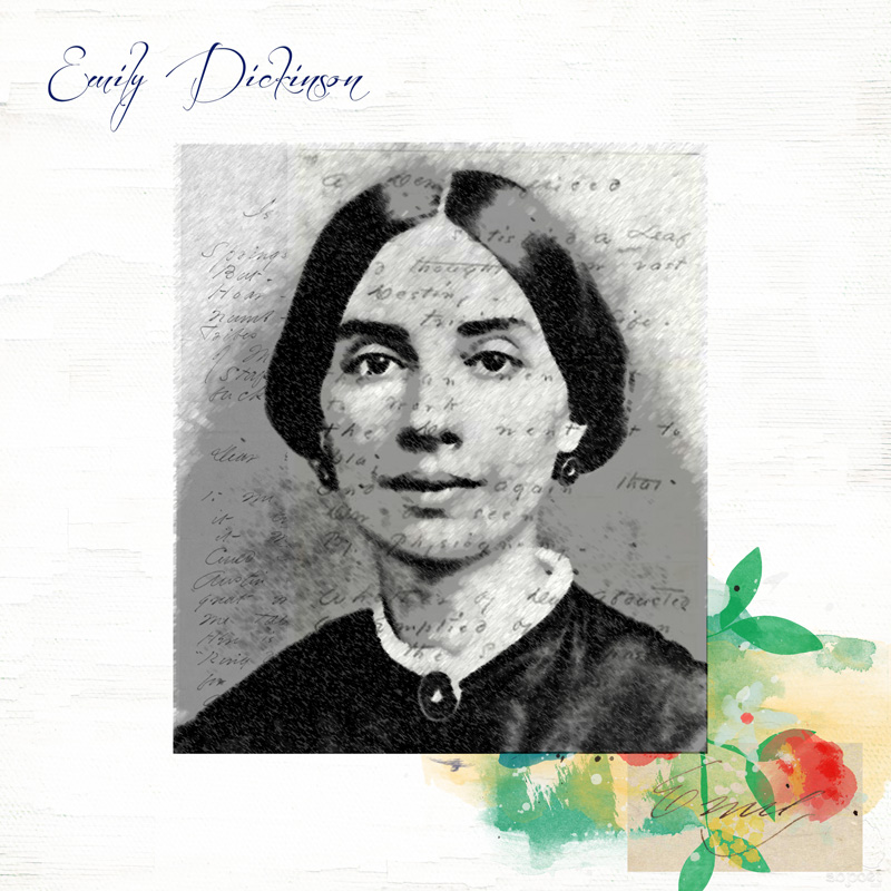 a biography of the life and literary works of emily elizabeth dickinson Emily dickinson biography of emily dickinson and a she admired the works of john keats and elizabeth barrett of emily's five categories (life.