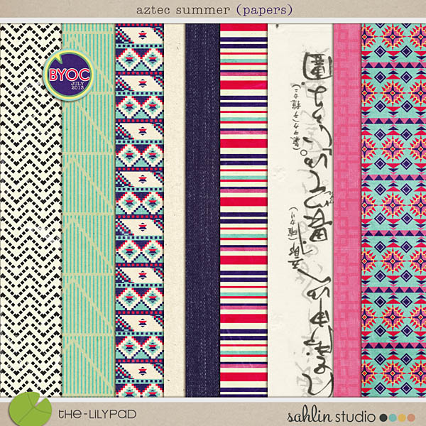 Aztec Summer: Papers