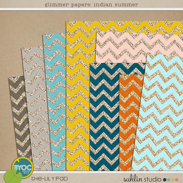 Glimmer Papers: Indian Summer