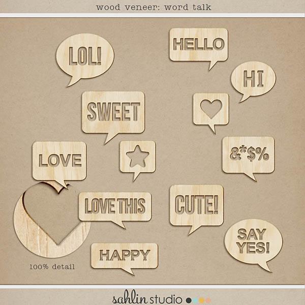 Wood Veneer: Wood Talk