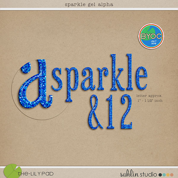 Sparkle Gel Alpha
