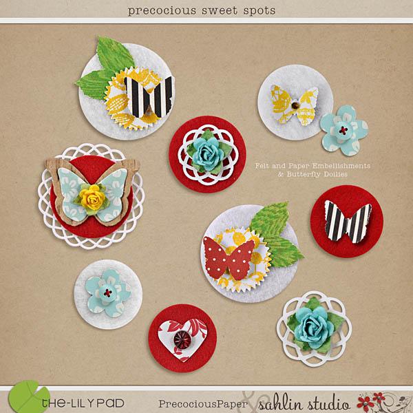 Precocious Sweet Spots