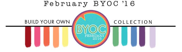 February BYOC 2016