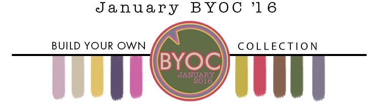 January BYOC 2016