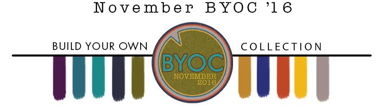 November BYOC 2016