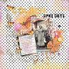 Golden Spike Days by Iowan