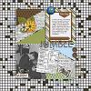 Digital Scrapbook Page by Ophie