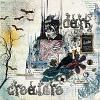 dark creature by JeyJude