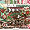 DIGITAL SCRAPBOOKING | FOREVERJOY DESIGNS | COTTAGE CHRISTMAS