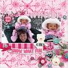 DIGITAL SCRAPBOOKING | FOREVERJOY DESIGNS | BEARY COLD