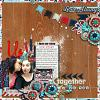 DIGITAL SCRAPBOOKING | FOREVERJOY DESIGNS | MY TYPE