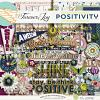 DIGITAL SCRAPBOOKING | FOREVERJOY DESIGNS | POSITIVITY