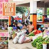 Port Vila Market by Lynn Grieveson