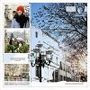 Winter in France by Lynn Grieveson