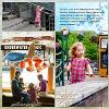 Digital Scrapbook Page by Amber
