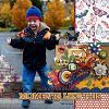 Digital Scrapbook Page by Iowan