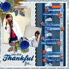 We are thankful by Mrs Peel