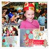 Kindy Christmas by Lynn Grieveson