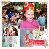 Kindy Christmas by Lynn Grieveson