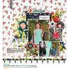 DIGITAL SCRAPBOOKING | FOREVERJOY DESIGNS | A IS FOR AUTUMN