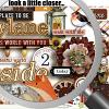 DIGITAL SCRAPBOOKING | FOREVERJOY DESIGNS | CHESTNUT LANE