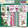 DIGITAL SCRAPBOOKING | FOREVERJOY DESIGNS | MERRY AND BRIGHT TN