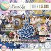 DIGITAL SCRAPBOOKING | FOREVERJOY DESIGNS | TRUE COLORS