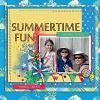 Summertime Fun by chigirl