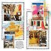 Colourful Madrid by Lynn Grieveson