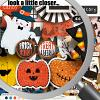 DIGITAL SCRAPBOOKING | FOREVERJOY DESIGNS | A LITTLE SCARY