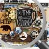DIGITAL SCRAPBOOKING | FOREVERJOY DESIGNS | WILD AT HEART
