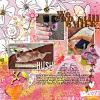 Digital Scrapbook Page by Staefanie