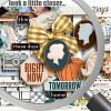 DIGITAL SCRAPBOOKING | FOREVERJOY DESIGNS | GOOD OLD DAYS