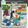 DIGITAL SCRAPBOOKING | FOREVERJOY DESIGNS | mon petit page kit