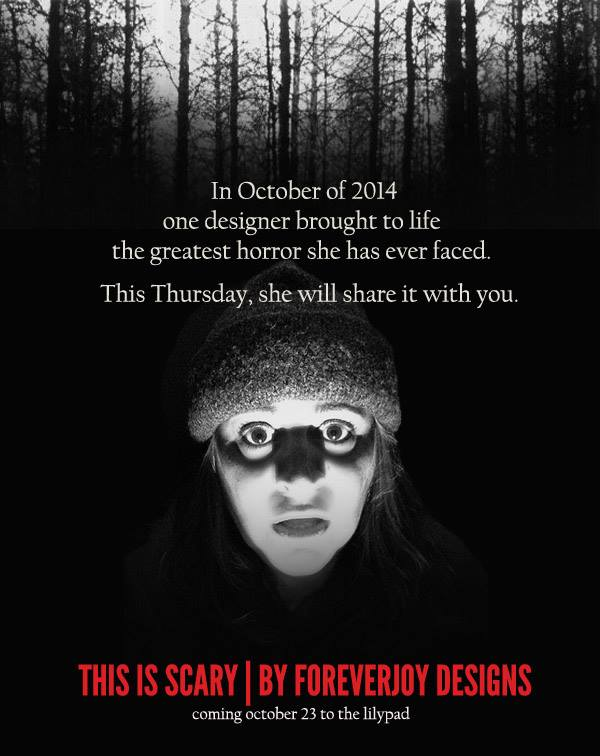 THIS IS SCARY   Digital Scrapbooking   by ForeverJoy Designs