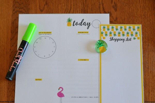 Planners | Joyful Planner | by ForeverJoy Designs