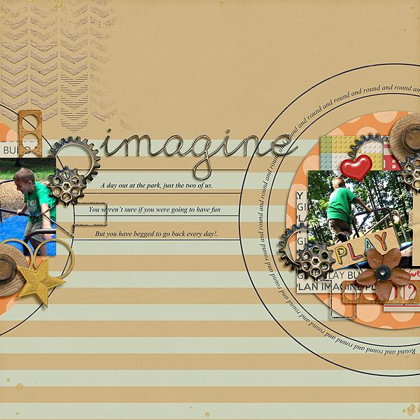 MODEL BEHAVIOR   by ForeverJoy Designs