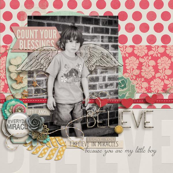 Believe   by ForeverJoy Designs
