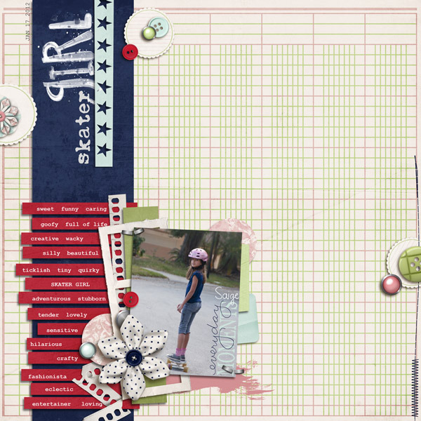 Layout by Brandi