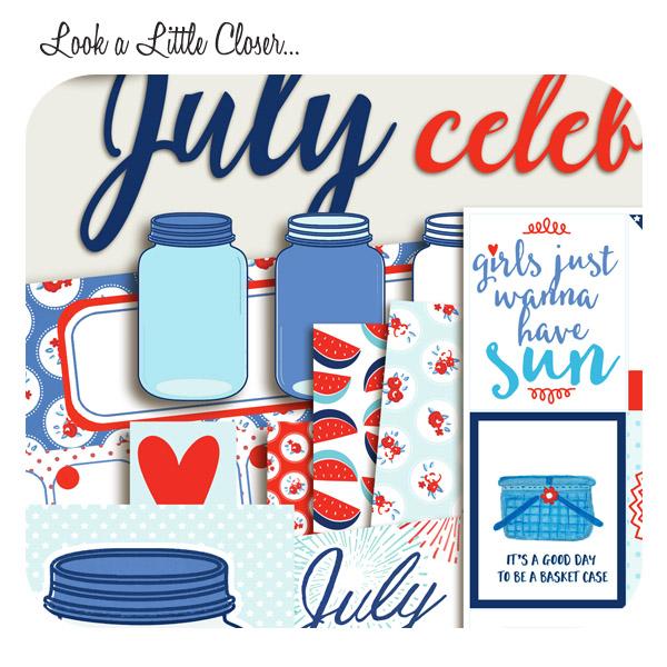JOYFUL PLANNER JULY | by ForeverJoy Designs