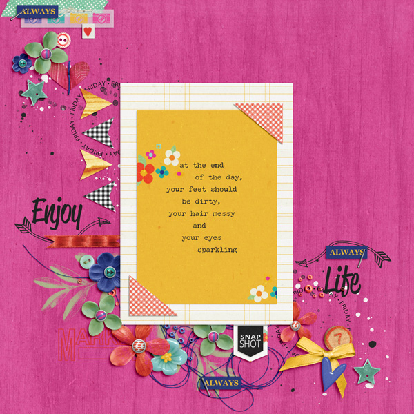 Digital scrapbook template farewell to summer dressed up farewell to summer dressed up pronofoot35fo Image collections