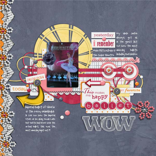 Layout by Cynthia (THEMrsPeel)