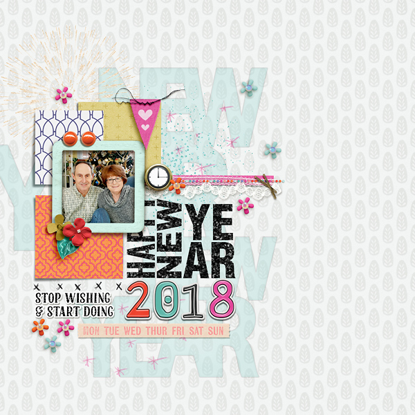 how to use cut outs in digital scrapbooking