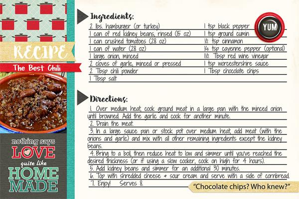 Digital scrapbook templates 4x6 recipe card 1 scrapping with liz 4x6 recipe card templates 1 forumfinder Choice Image