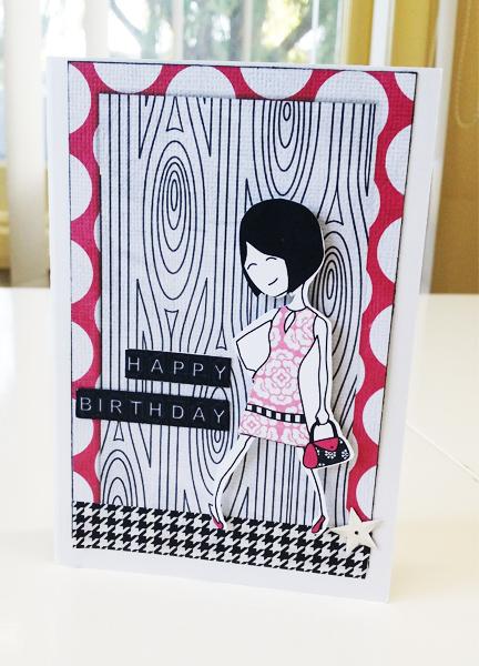 Card by Ellie